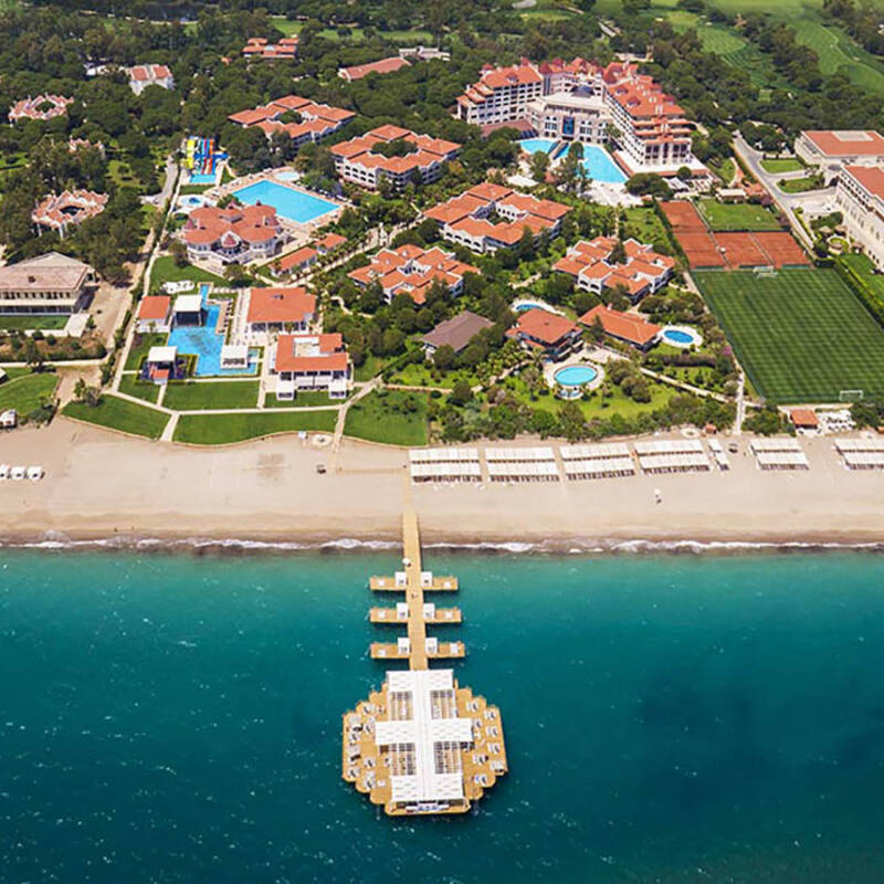 Inspirationall image for Belek