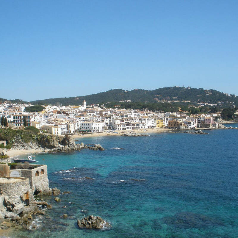 Inspirationall image for Calella