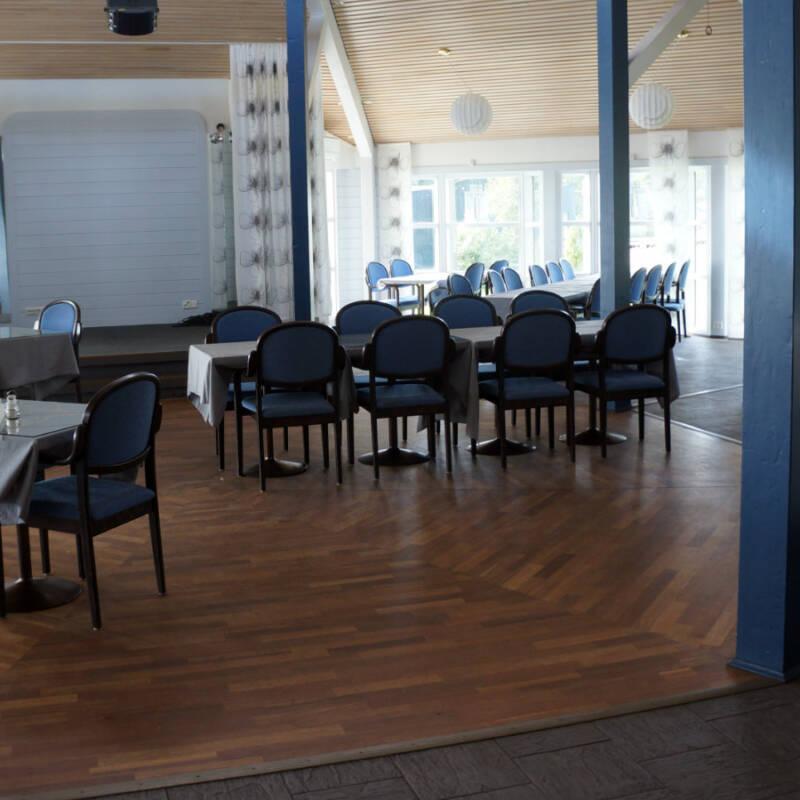 Inspirationall image for Eckeröhallen, Åland