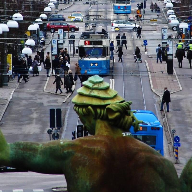 Inspirationall image for Göteborg