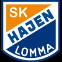 Simklubben Hajen Lomma, SK Hajen, Logo
