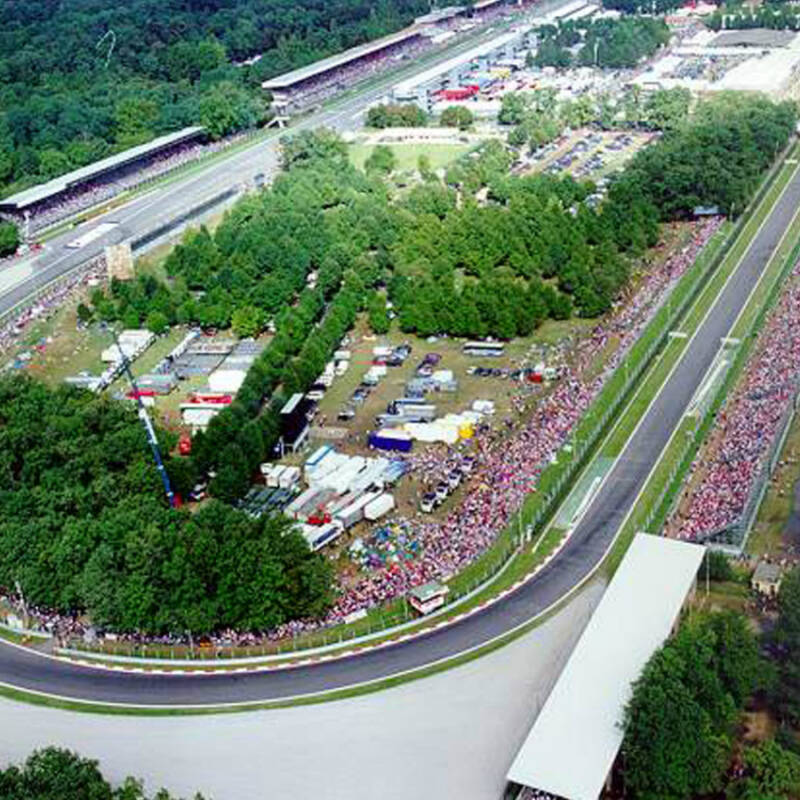 Inspirationall image for Italiens GP – Monza