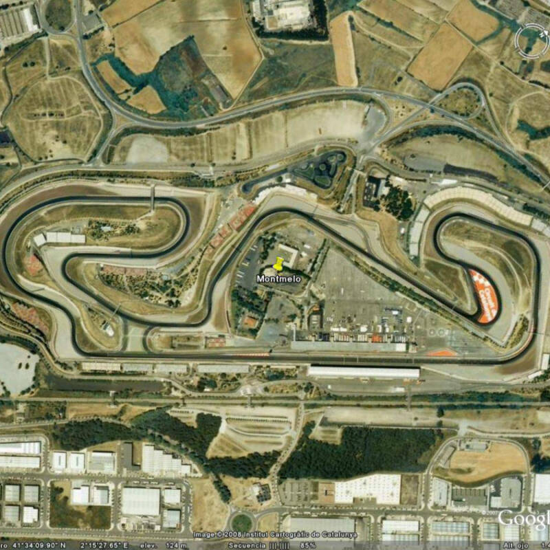 Inspirationall image for Spaniens GP – Barcelona