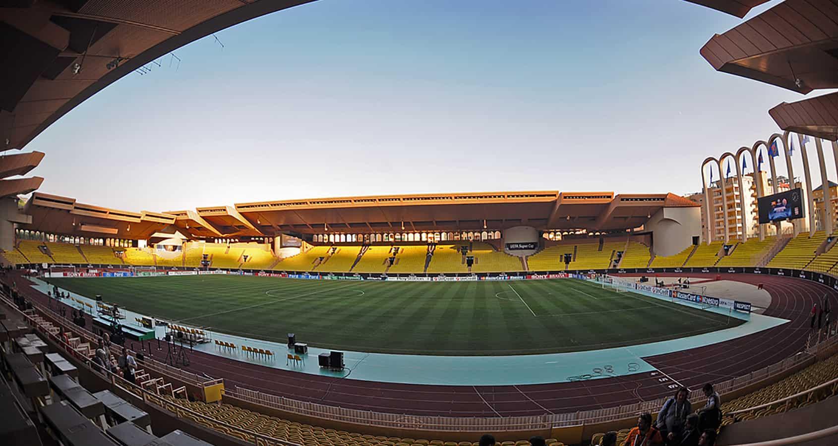 Fotbollsresor, AS Monaco FC, Stade Louis II Monaco