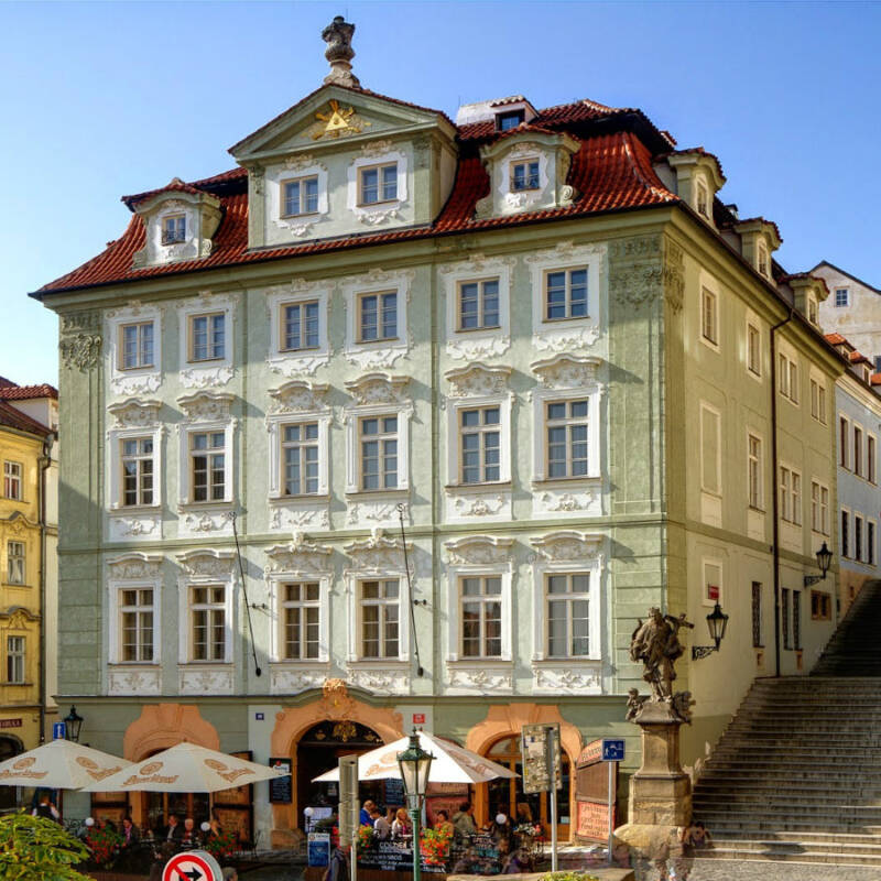 Inspirationall image for Prag