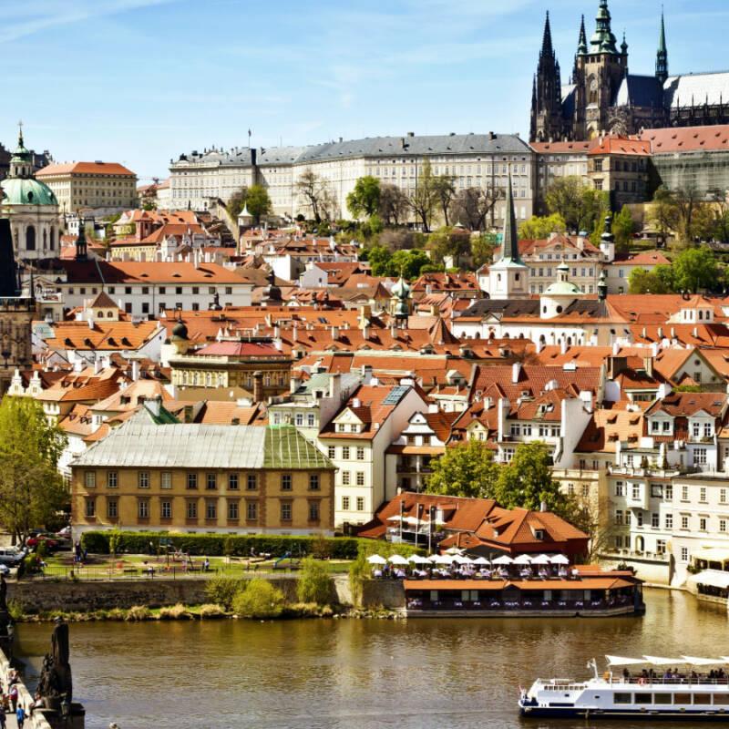 Inspirationall image for Prague Wheel Open