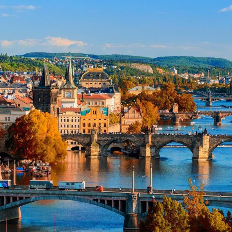 Inspirationall image for Prague Hockey Cup