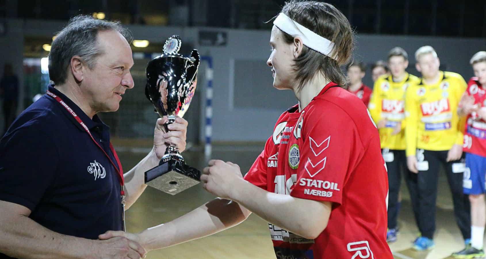 Rödspätte Cup - Påskturnering i Fredrikshavn