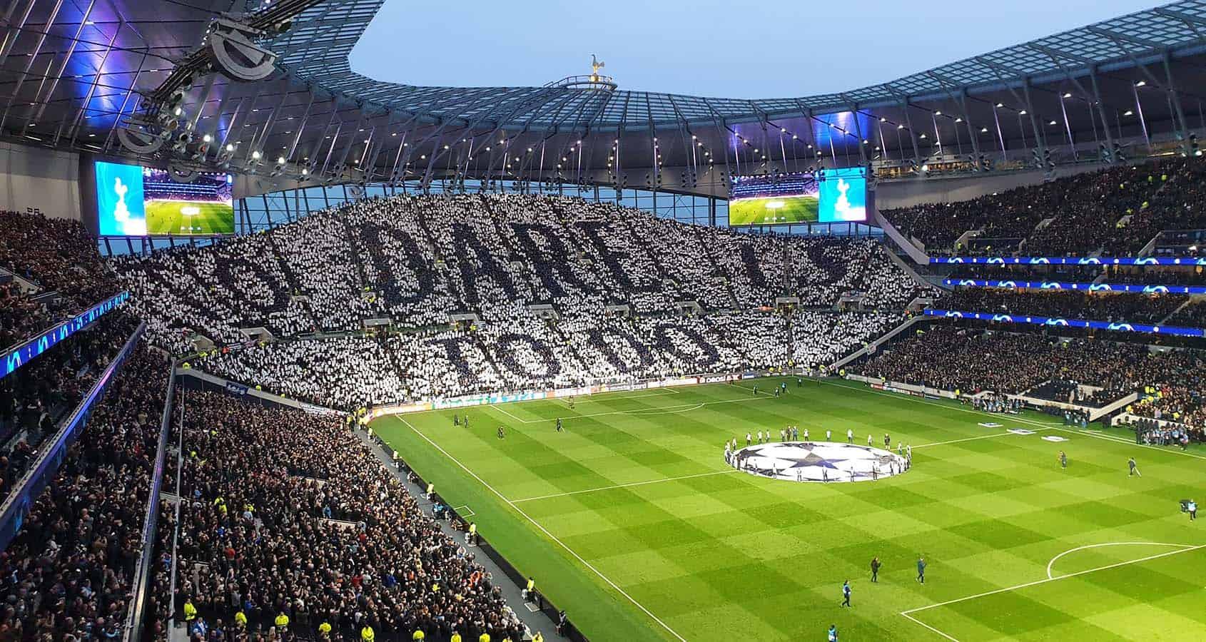 Fotbollsresor, Tottenham Hotspur Stadium, Biljetter, England, London, Premier League