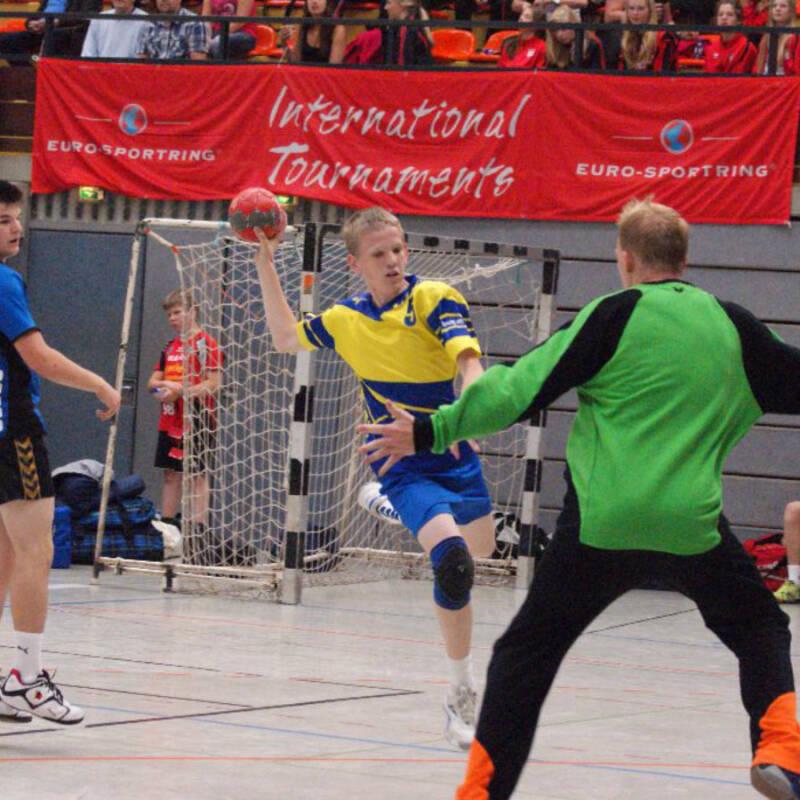 Inspirationall image for Verler Handball Cup
