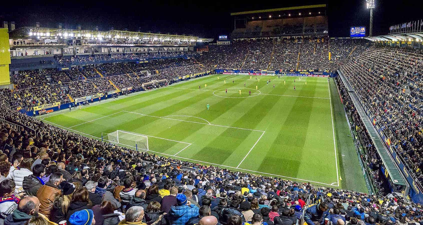 Fotbollsresor, Villarreal CF Biljetter, La Liga, Spanien, Vila-Real, Estadio de La Cerámica