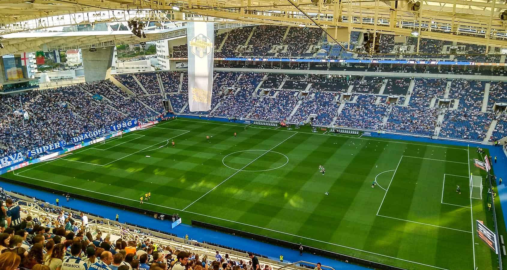 Fotbollsresor, FC Porto Biljetter, Portugal, Primeira Liga
