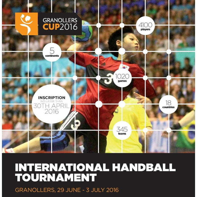 Inspirationall image for Granollers Cup