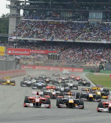 Formel 1-resor