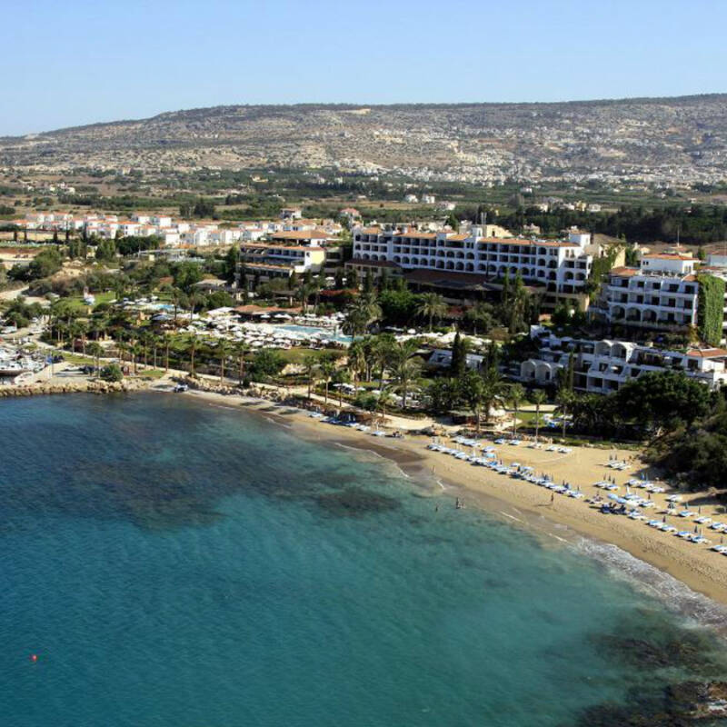 Inspirationall image for Paphos, Coral Beach
