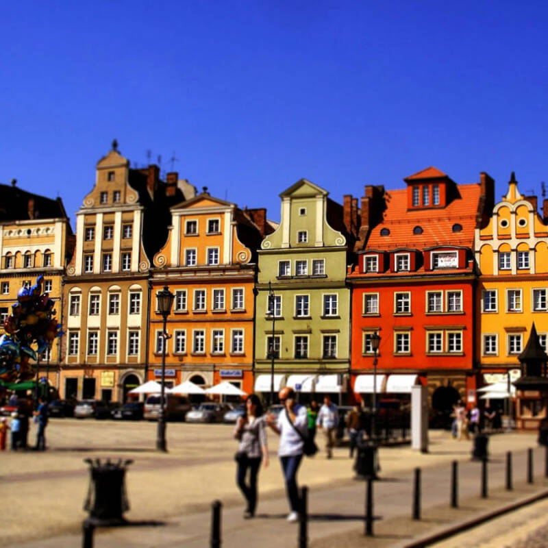 Inspirationall image for Wroclaw