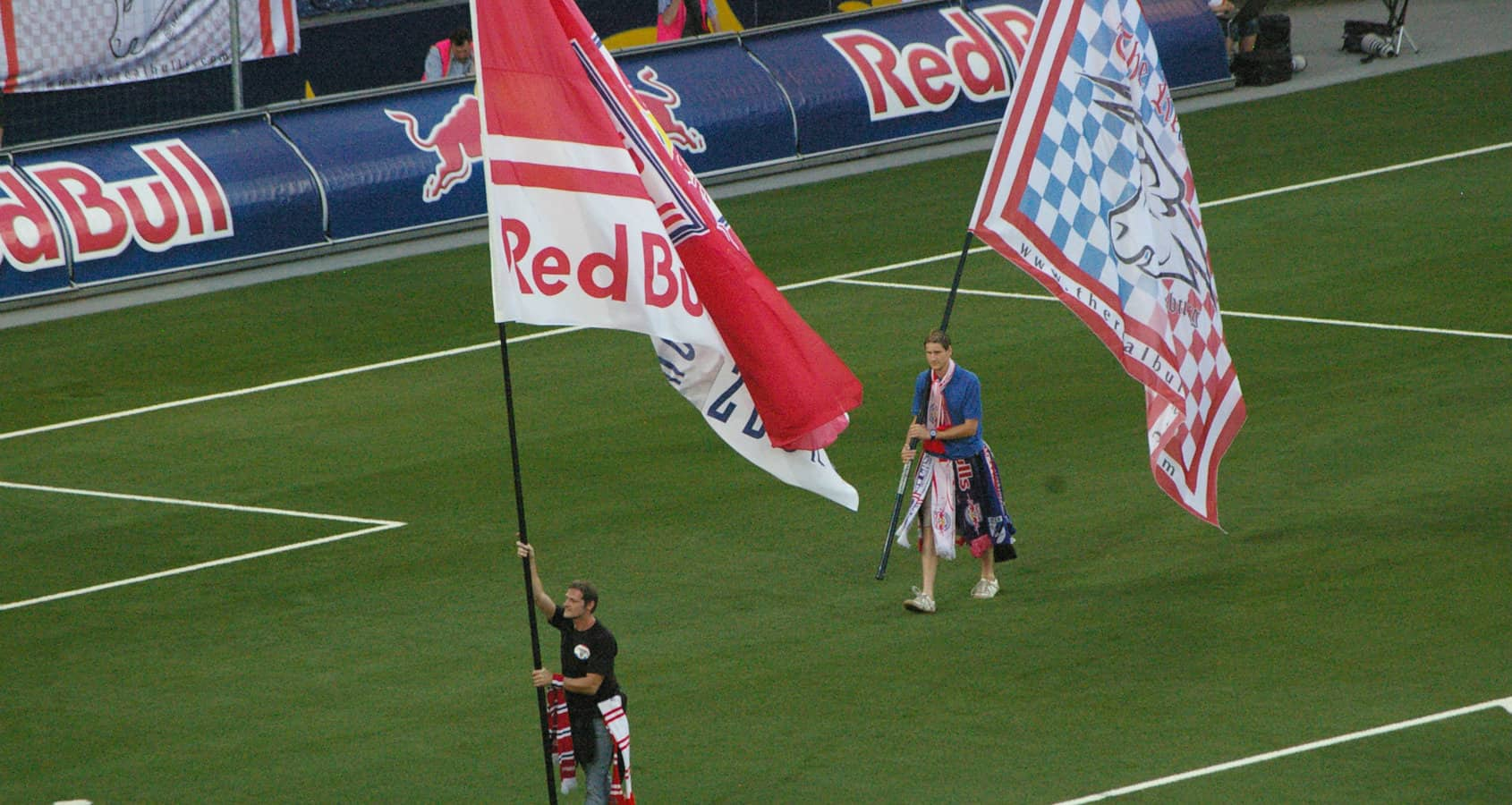 RB Leipzig, Fotbollsresa, Tyskland