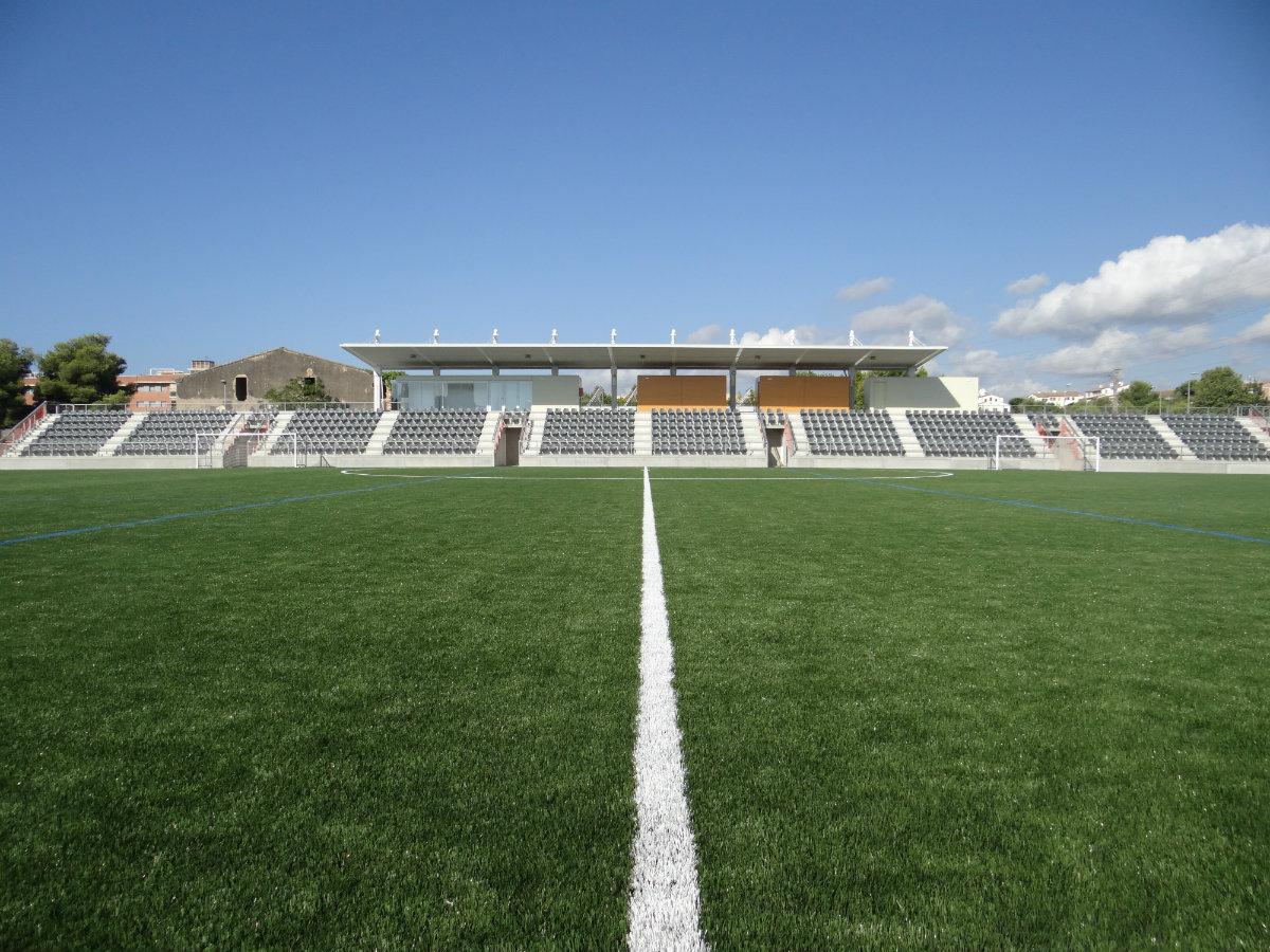Fotboll i soliga Spanien