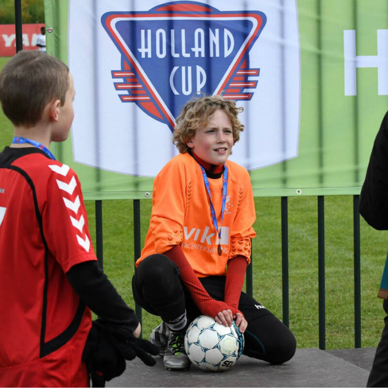 Inspirationall image for Holland Cup