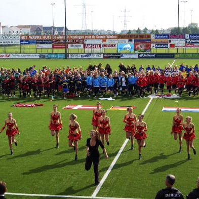Inspirationall image for Brabant Girls Cup