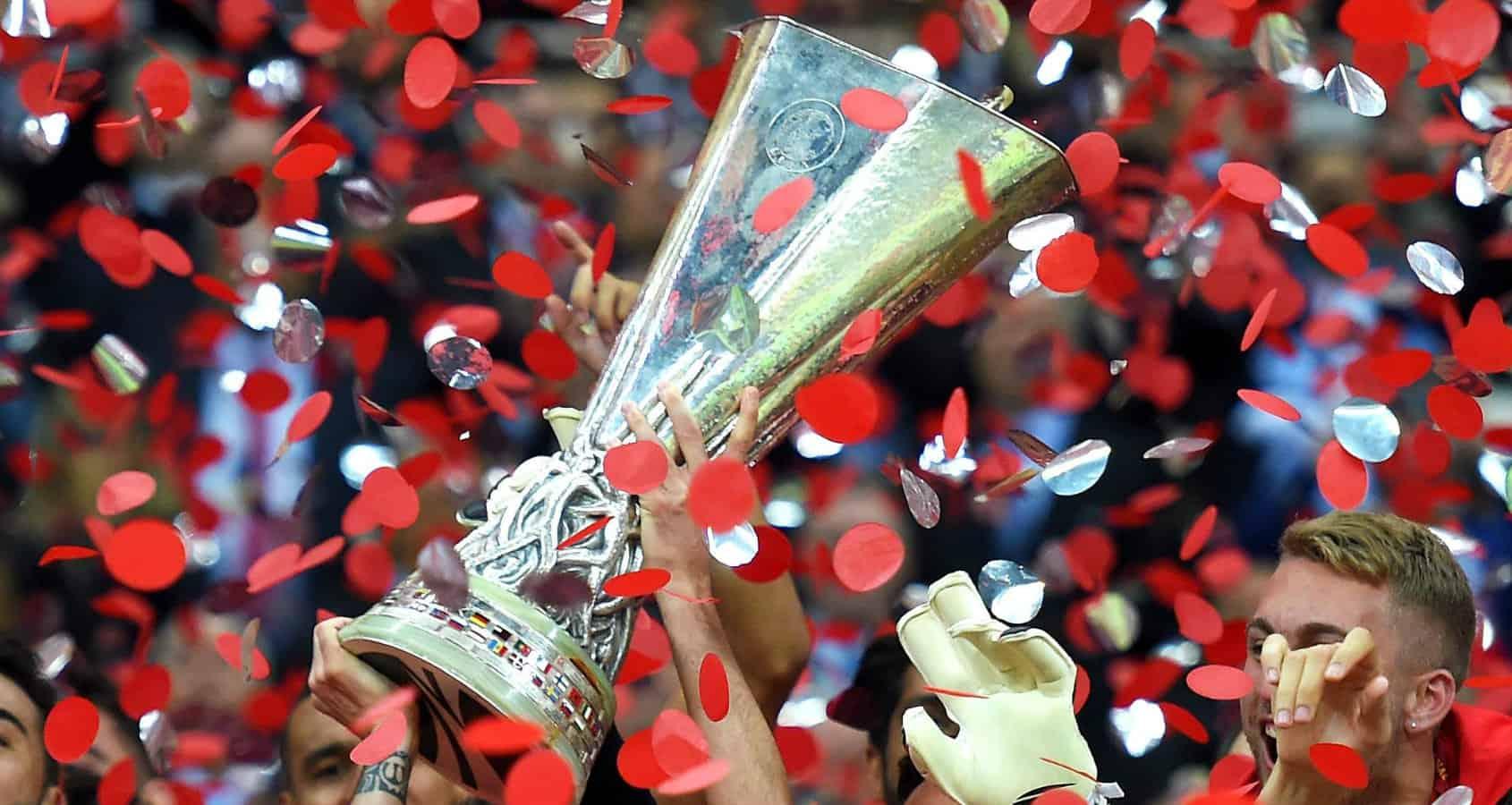 Europa League, Fotbollsresa