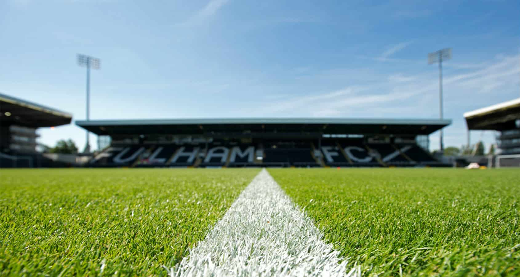Fotbollsresa, London, England, Fulham FC, Craven Cottage