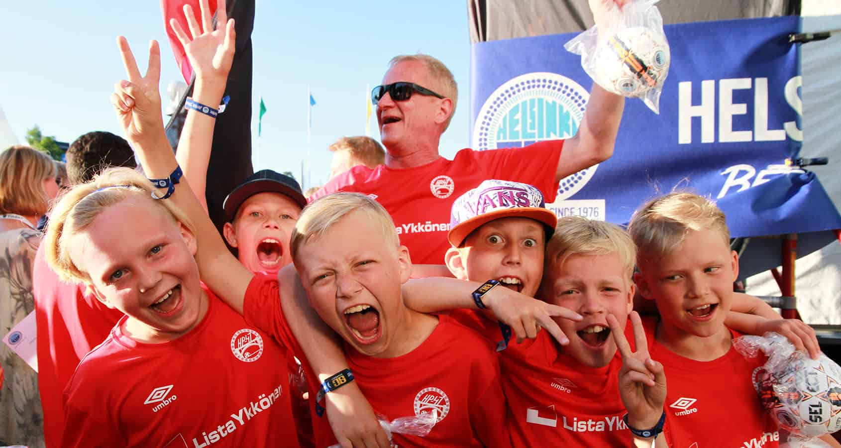 Inspirational image for Helsinki Cup