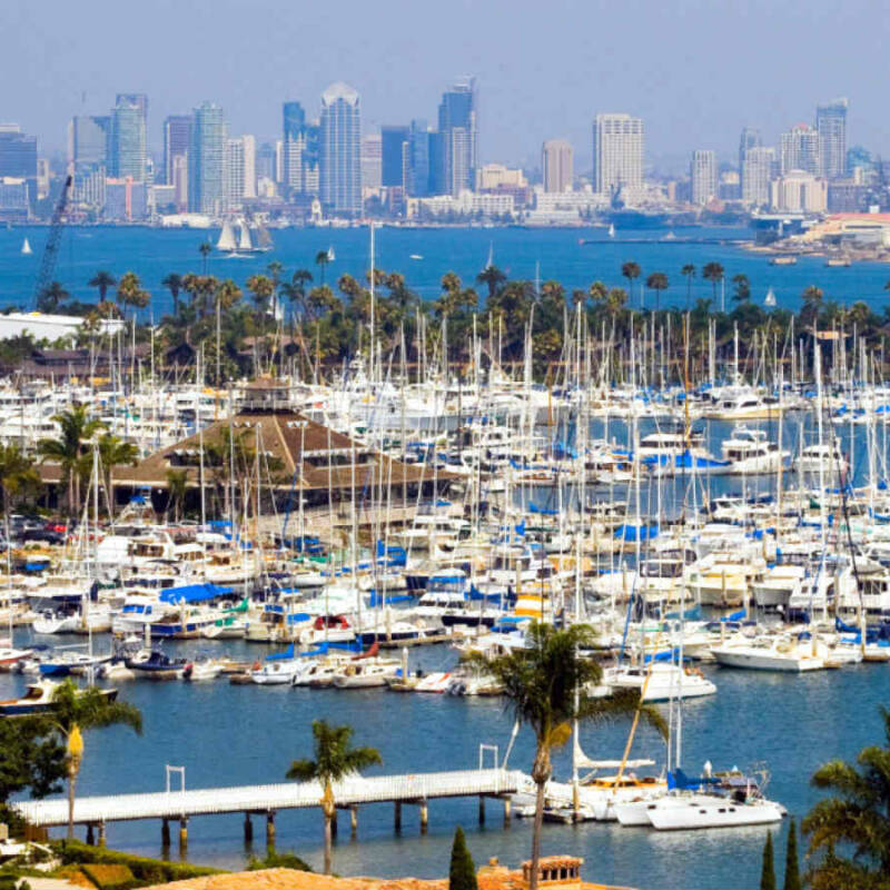 Inspirationall image for San Diego