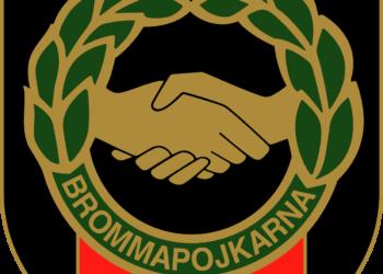 Brommapojkarna, BP, Logo