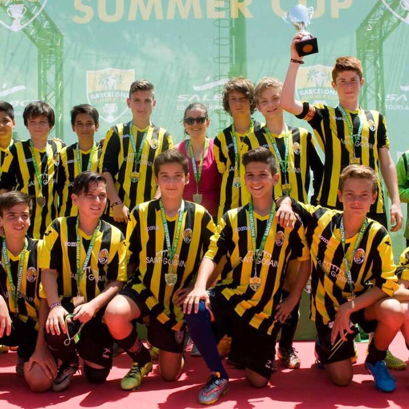 Inspirationall image for Barcelona Summer Cup