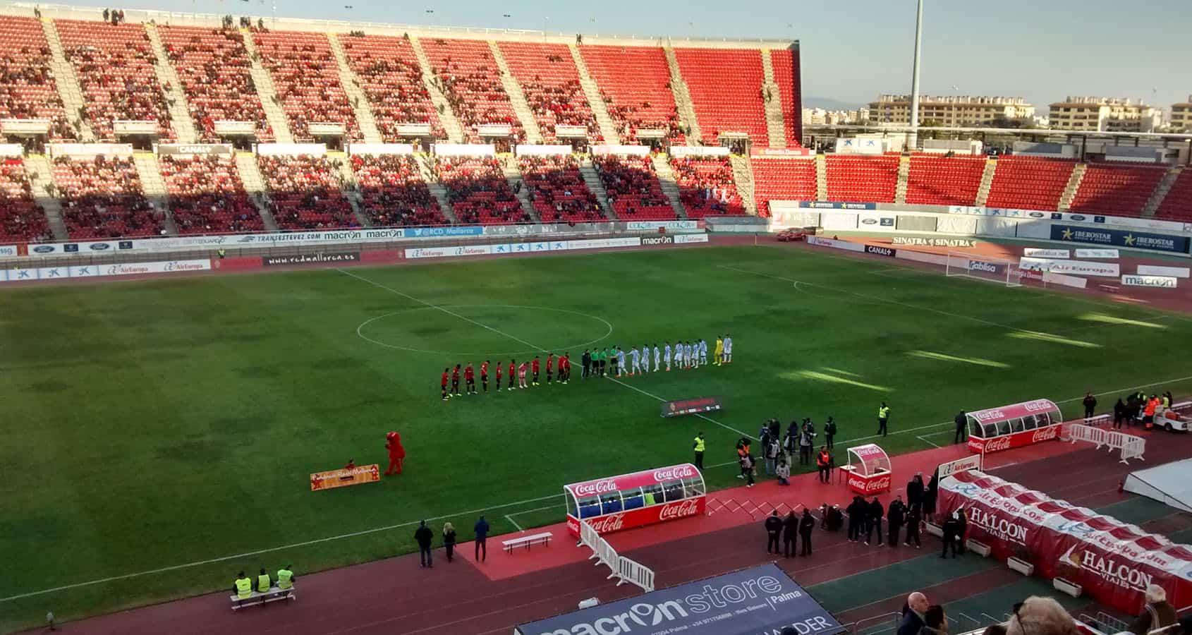 Fotbollsresor, RCD Mallorca Biljetter, Spanien, La Liga, Estadi de Son Moix