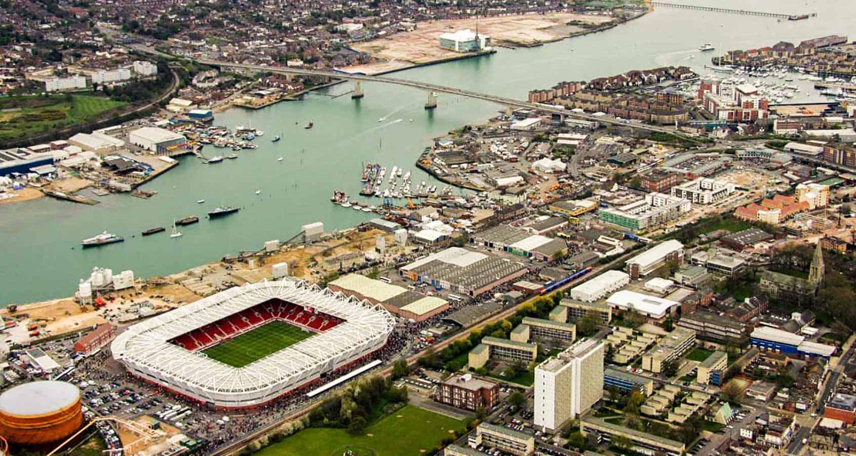 Fotbollsresor, Southampton, England, Premier League