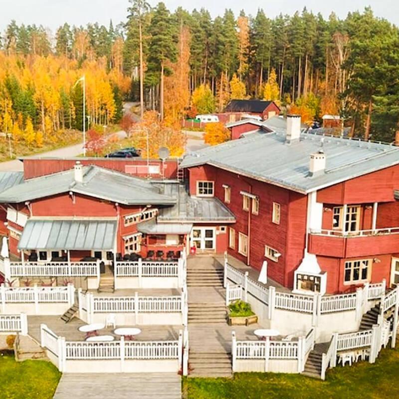 Inspirationall image for Smedjebacken, Villa Gladtjärn