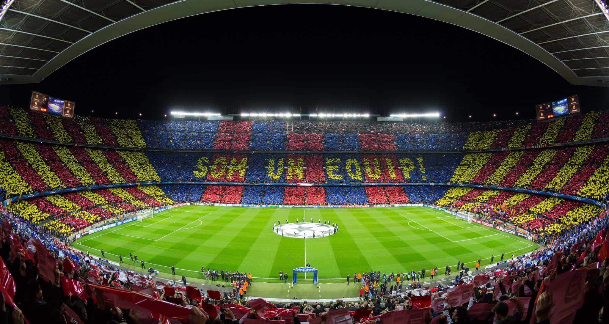 Fotbollsresor, FC Barcelona Biljetter, Spanien, Camp Nou