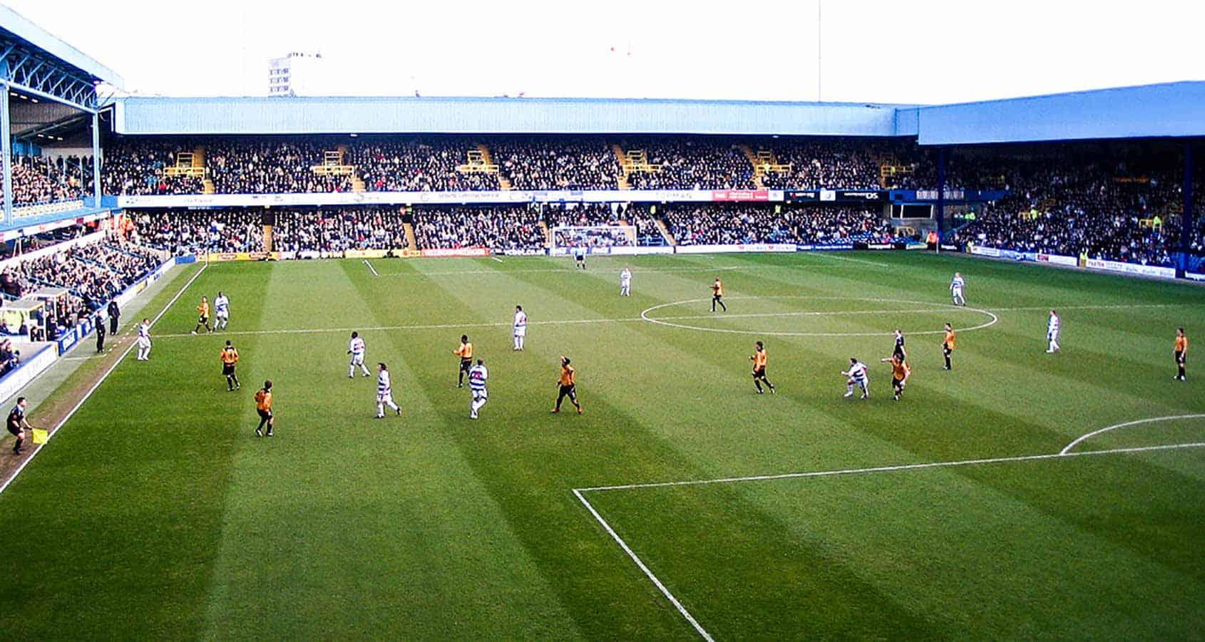 Fotbollsresor, Queens Park Rangers Biljetter, QPR, Championship, England, London, Loftus Road