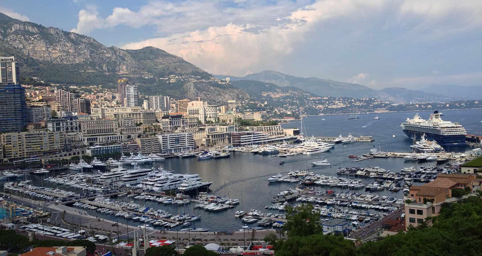 Fotbollsresor, Monaco