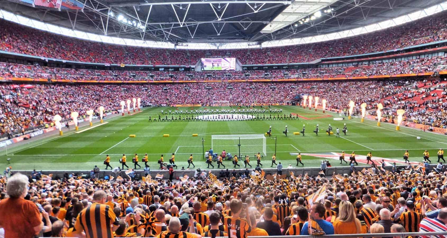 Fotbollsresor, FA Cup, Biljetter, Final