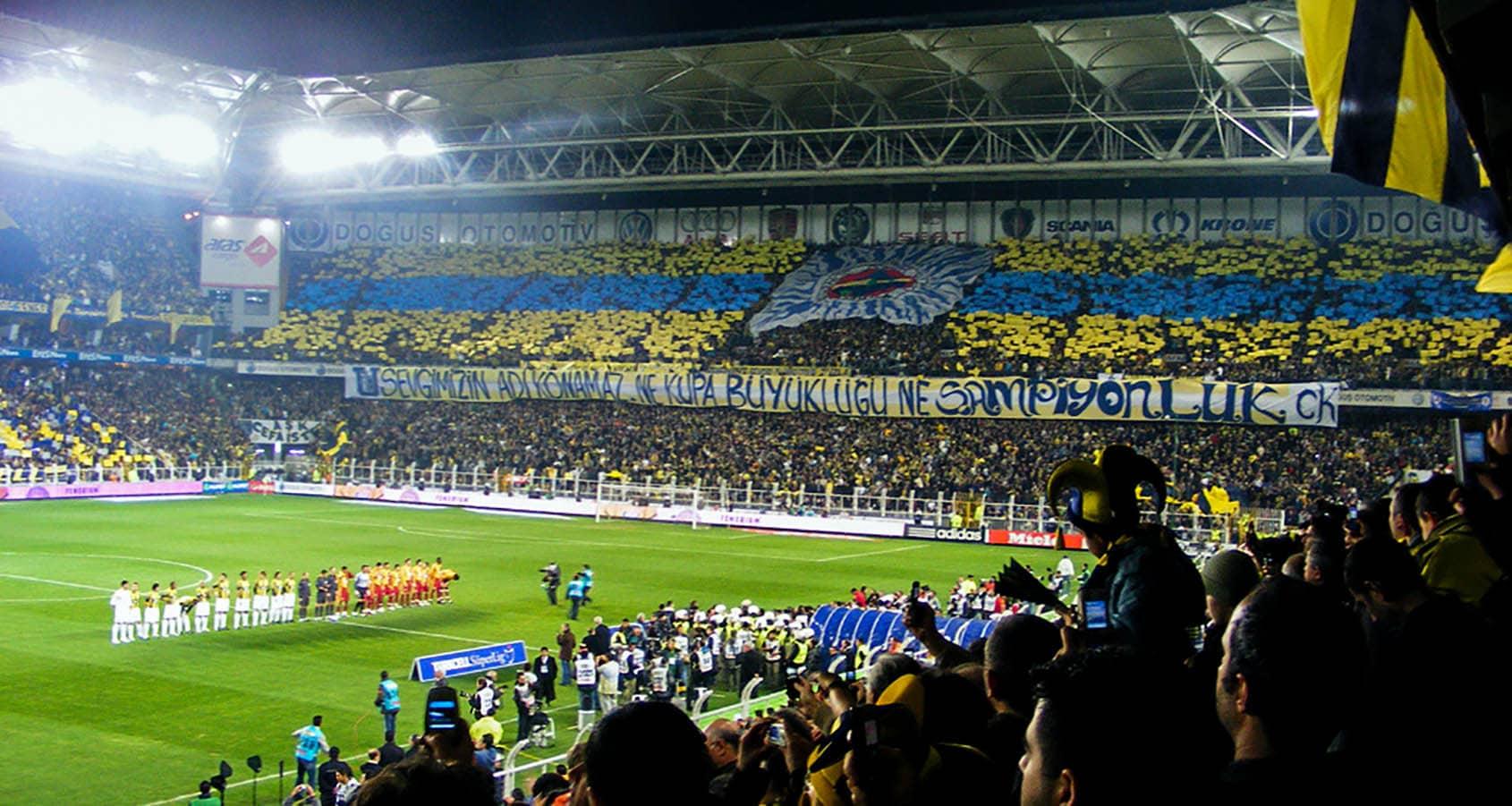 Fotbollsresor, Süper Lig Biljetter, Turkiet