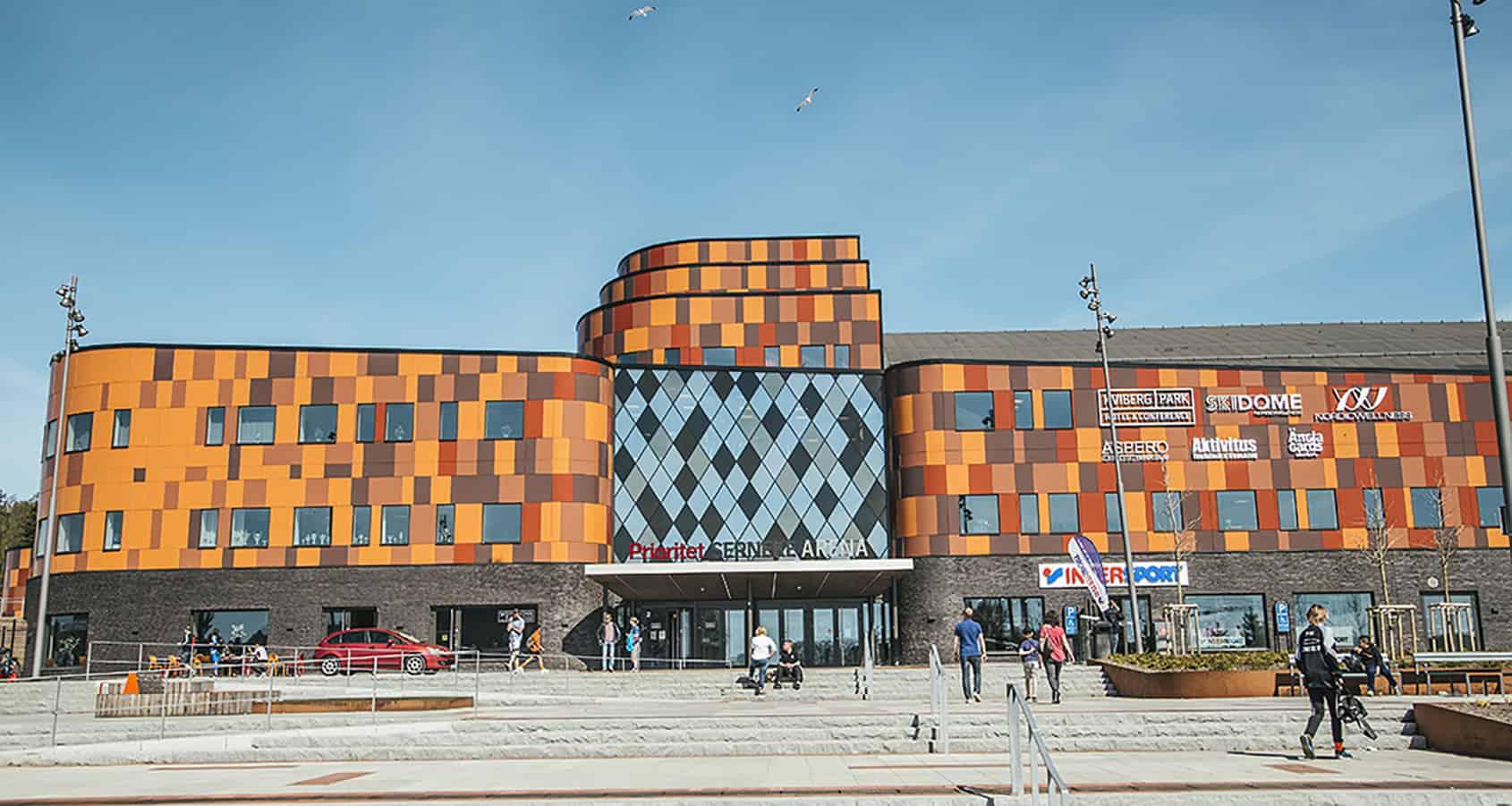 Inspirational image for Göteborg, Prioritet Serneke Arena