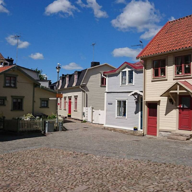 Inspirationall image for Ronneby