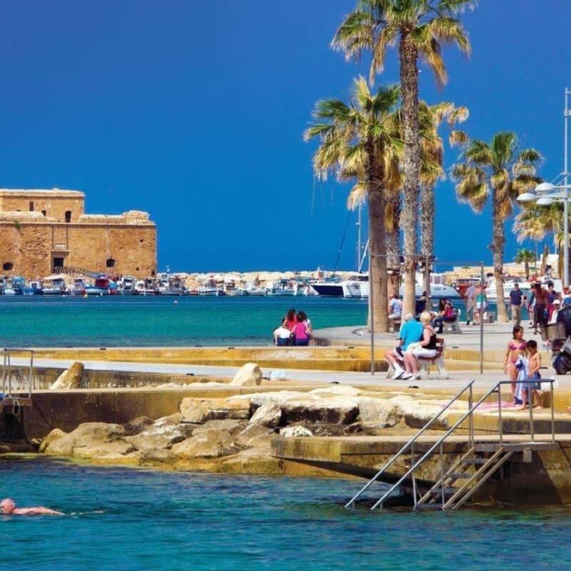 Inspirationall image for Paphos