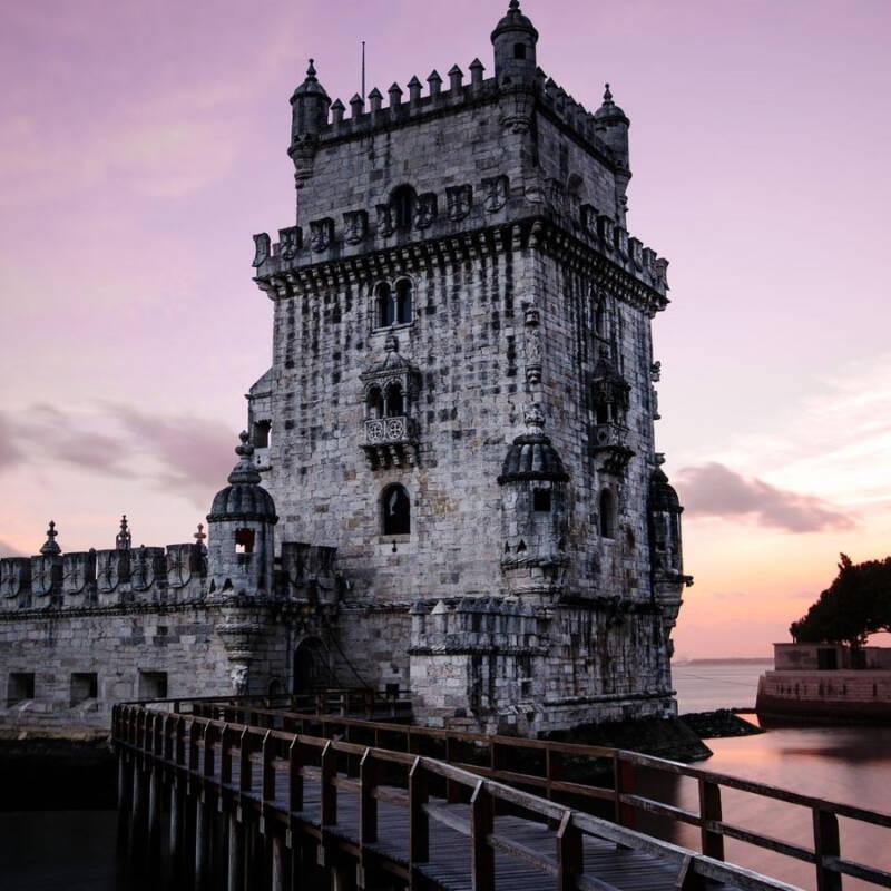 Inspirationall image for Lissabon